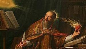 St  Augustine and the Trinity – William Hemsworth